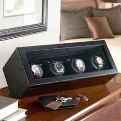 rotating watch winder